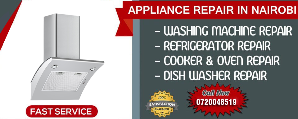 Sharp Extractor hood repair Nairobi